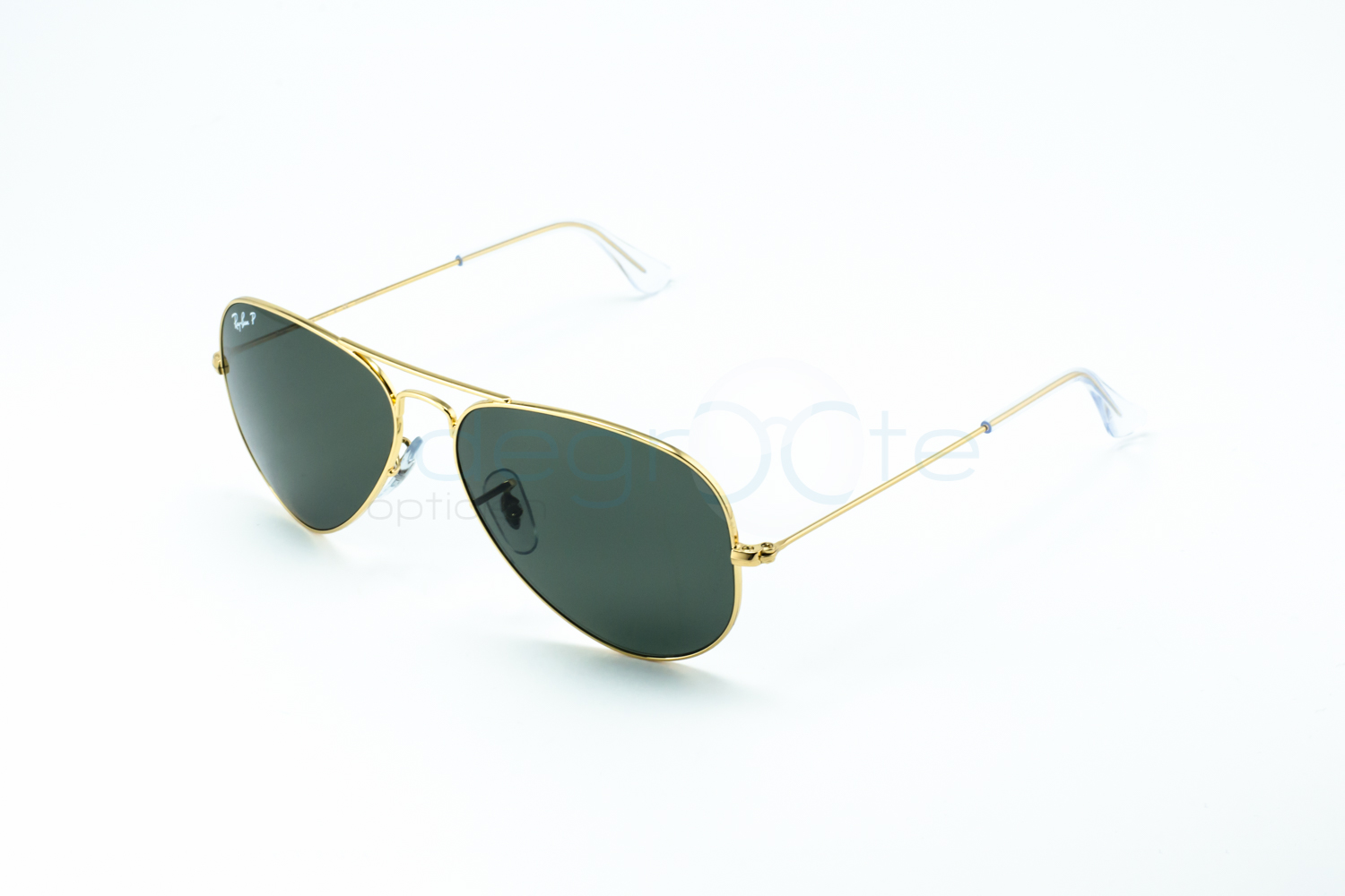 Rb3025 aviator large metal 001 58 polarized price for Ray ban aviator verre miroir